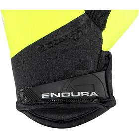 Endura Strike II Guantes Mujer, neon yellow